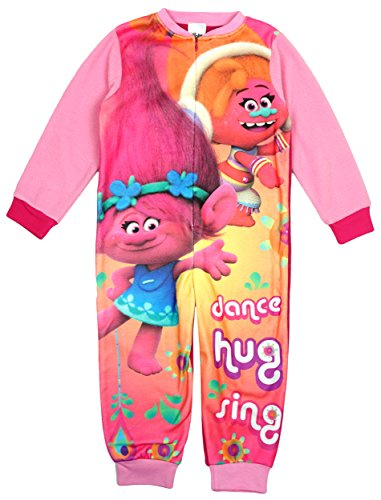 girls-dreamworks-trolls-movie-hug-dance-sing-fleece-zipper-sleepsuit-sizes-from-3-to-8-years