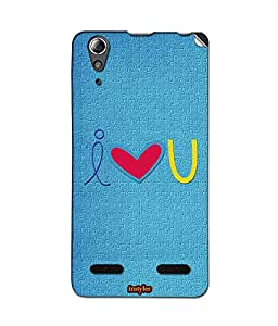 STICKER FOR LENOVO A6000 PLUS BY instyler