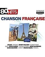 80 Hits Chanson Française