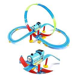 Chillz Fun 360 Degree Rotating Train Set Toy Game