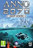 ANNO 2070: DEEP OCEAN [PC DVD Rom, Windows XP, SciFi, Simulation Video Game Expansion] New