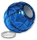 MEGA Play and Freeze Ice Cream Maker (The Quart Ice Cream Ball), Blue