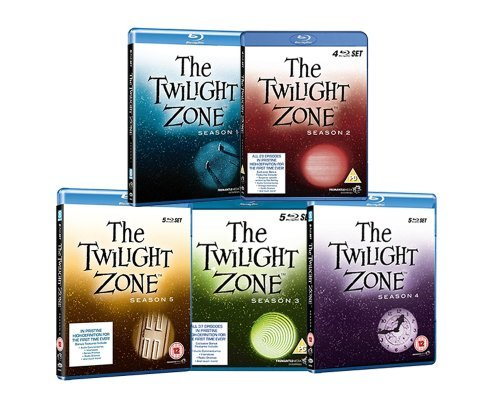 The Twilight Zone: The Complete Collection [Blu-Ray] [Region Free]