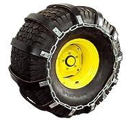 TerraGrips Tire Chains 22x9.5-12, 20x10-...
