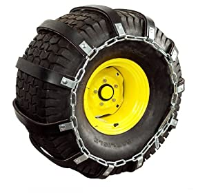 TerraGrips Tire Chains 20x8-8 by Superior Tech, Inc