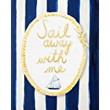 Cici Art Factory Paper Print Wall Hanging, Sail Away With Me