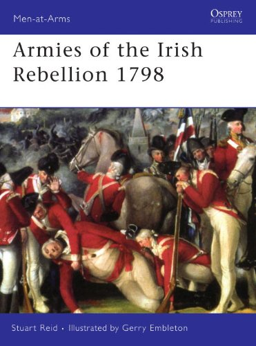 Armies of the Irish Rebellion 1798 (Men-At-Arms (Osprey))