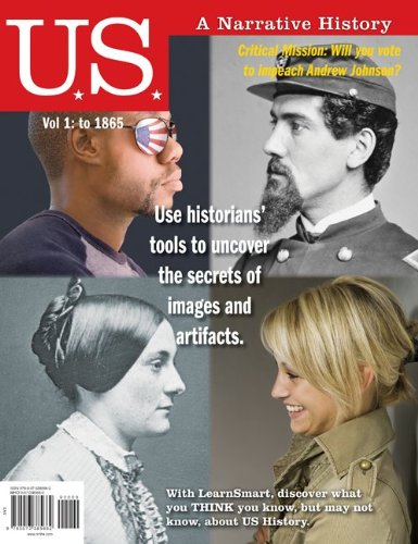Us: A Narrative History Volume 1: To 1865 front-890832