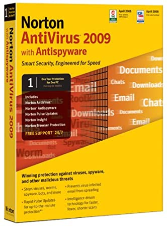 Norton Antivirus 2009 [OLD VERSION]