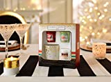from Yankee Candle Yankee Candle 3 Votive and 1 Votive Holder Holiday Party Gift Set Model 1521555