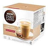 Nescafé Dolce Gusto Espresso Cortado Decaff, 16 Capsules