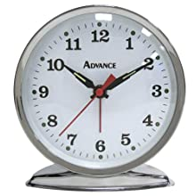 Advance Super Bell Key wind Alarm Clock
