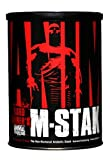 Universal Animal M Stak Sports Nutrition Supplement, 21-Count
