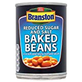 Branston Baked Beans Reduced Sugar & Salt 6x410g