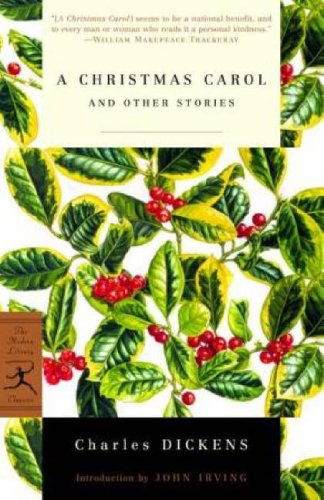A Christmas Carol and Other Stories (Modern Library Classics)
