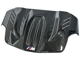 aFe 79-13001 Carbon Fiber Engine Cover for BMW M5 F10