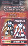 Transformers Heroes of Cybertron JAZZ