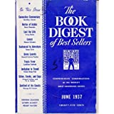 Book Digest of Best Sellers 1937--June