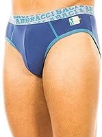 Baci & Abbracci Pack x 2 Slips (Azul)
