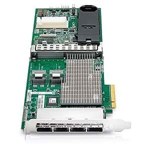 HP 487204-B21 Smart Array P812/1GB Flash 8-ports Int/16-ports Ext PCIe x8 SAS Controller