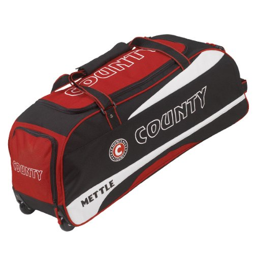 Hunts County Mettle Cricket Wheelie Bag