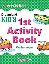 1st Activity Book - Environment (Kids Activity Books)