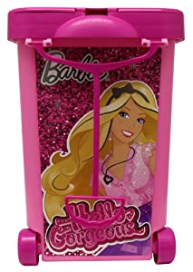 Barbie Store It All - Pink from Tara Toy
