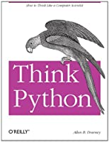 Think Python Front Cover