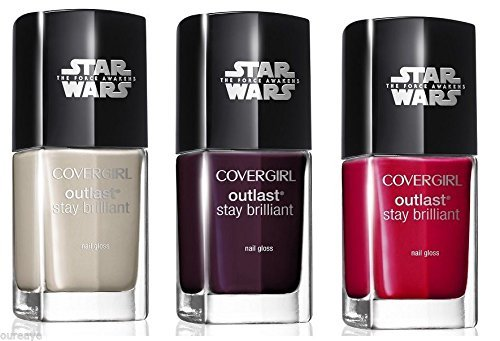 CoverGirl-Star-Wars-Nail-Polish-Bundle-3-Colors-Speed-of-Light-Nemesis-and-Red-Revenge