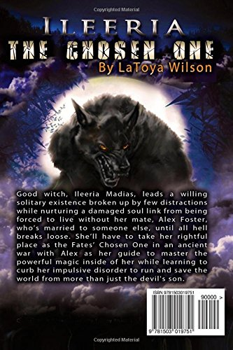 Ileeria: The Chosen One Series: Volume 1