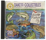 Dakota Collectibles - Embroidery Design Collection - Gone Fishin' 20 Designs (Sport Fish)