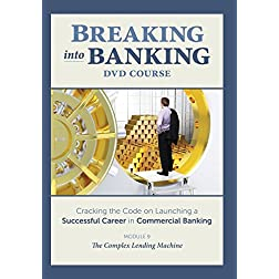 Breaking into Banking DVD - Disc 5
