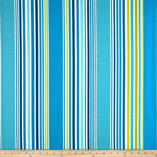 P Kaufmann Indoor Outdoor Deck Stripe Sea Glass Fabric - Douglas J ... cedbc461a