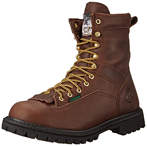 Georgia Boot Men's Logger Work Shoe