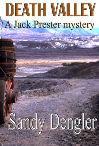 Cover of Death Valley (Jack Prester)