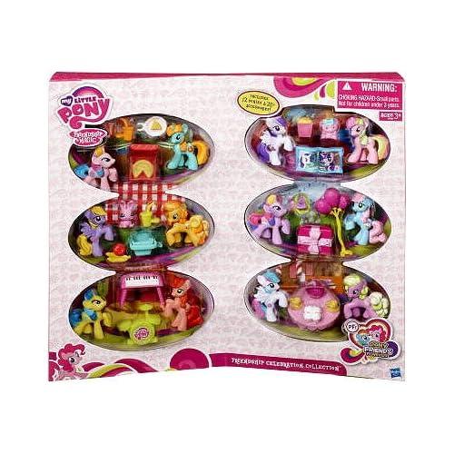 Amazon.com: My Little Pony Friendship Is Magic Friendship Celebration