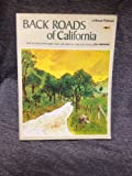 Back Roads Of California (0376050144) by Earl Thollander