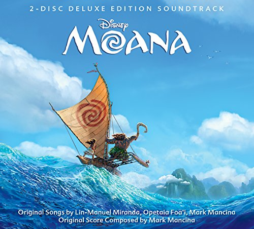 Moana [2 CD][Deluxe Edition]