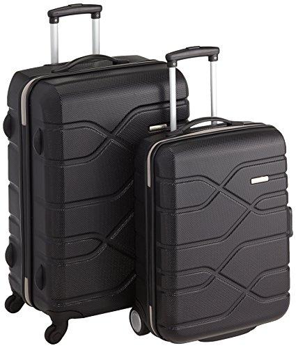 american-tourister-set-de-bagages-houston-city-2-pieces-70-cm-noir