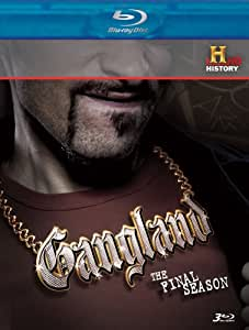 Gangland: The Final Season [Blu-ray]