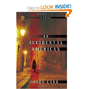 An Accidental American - Alex Carr