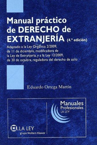 MANUAL PRACTICO DE DERECHO DE EXTRANJERIA