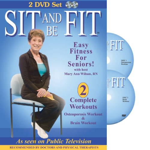 Sit and Be Fit TV Show | TVGuide.com