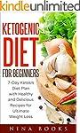 Ketogenic Diet for Beginners: 7-Day K...
