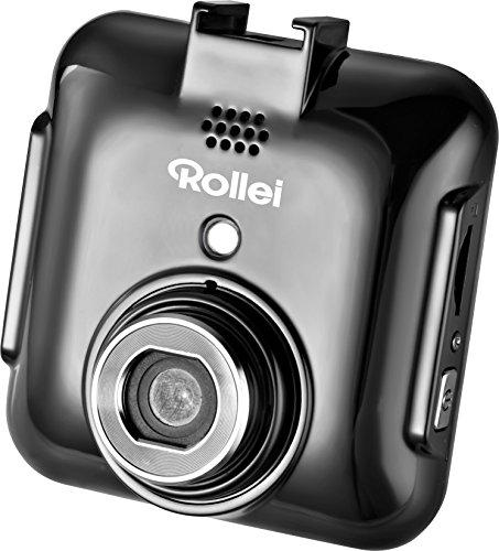 Rollei-CarDVR-71-Auto-Kamera-mit-Mikrofon-HD-Weitwinkel-Objektiv-eingebauter-G-Sensor-schwarz