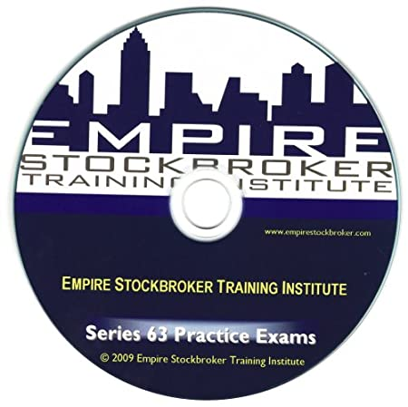 Series 63 Exam Study CD (Updated for 2012)