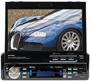 Boss BV9990 4 x 85 Watts DVD/MP3/CD Receiver