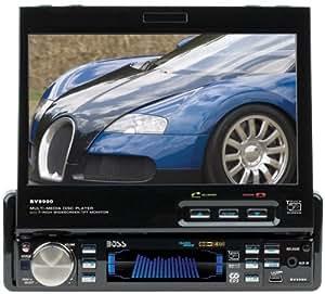 Boss BV9990 4 x 85 Watts DVD/MP3/CD Receiver