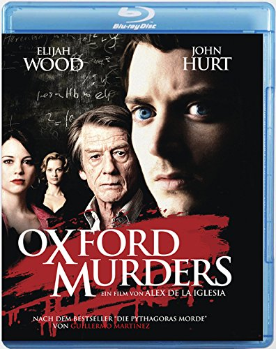 Oxford Murders [Blu-ray] [Collector's Edition]