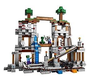 LEGO Minecraft 21118 the Mine Building Set